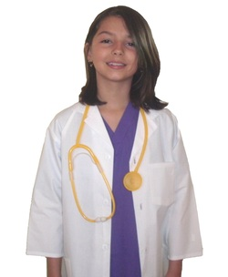 My Kids Lab Coat - Kids Lab Coat Blog
