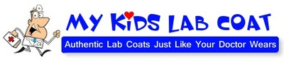 My Kids Lab Coat